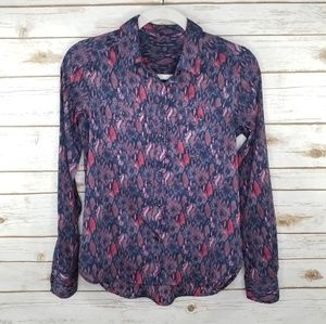 American Eagle button down blouse